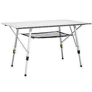 Meilleure table de jardin aluminium 6 personnes
