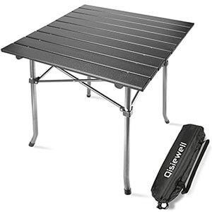 Meilleur table de jardin en aluminium