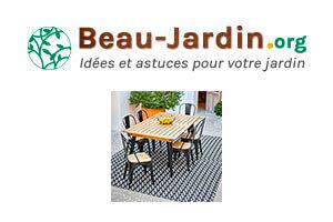 Comparatif des meilleurs tables pour jardin