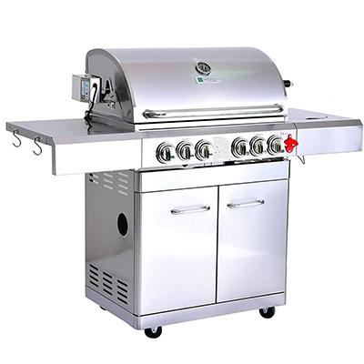 Grille barbecue à gaz Greaden