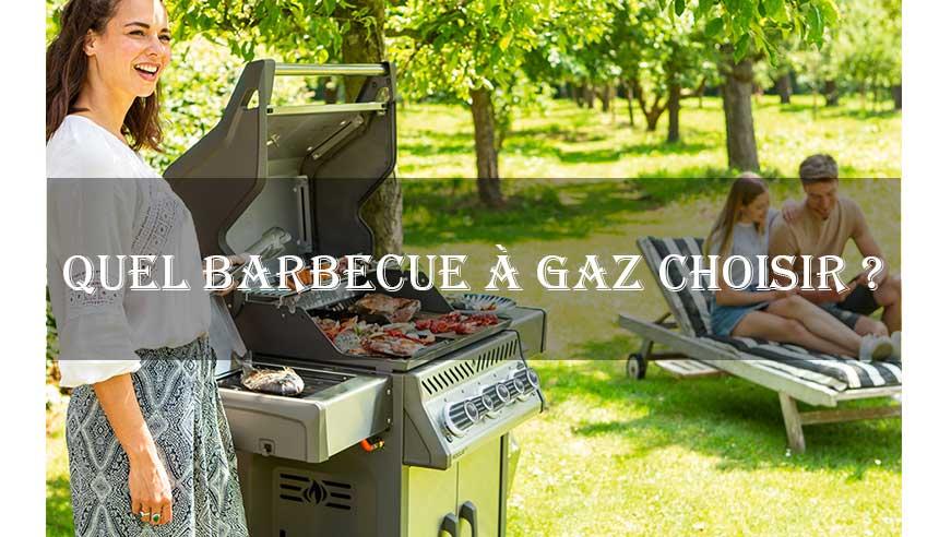 Quel barbecue à gaz choisir ?