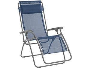 Lafuma Chaise Relax ultra confortable et légère