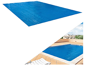 bâche à bulle piscine rectangulaire 4x2