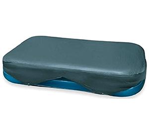 Bâche de protection piscine gonflable