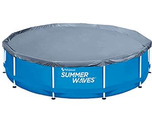 Bâche hivernage piscine hors sol ronde